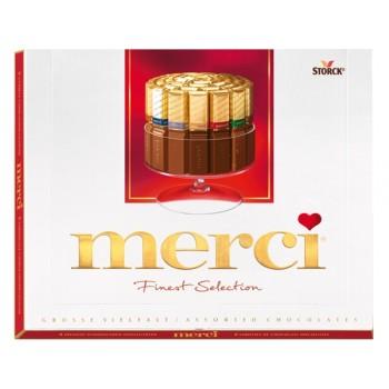 Мерси (Merci) шоколад.